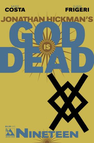 God Is Dead #19