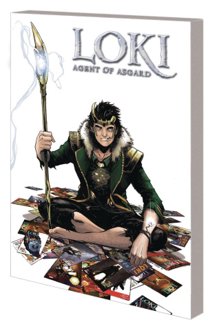 Loki: Agent of Asgard (Complete Collection)