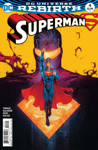 Superman #4 (Variant Cover)