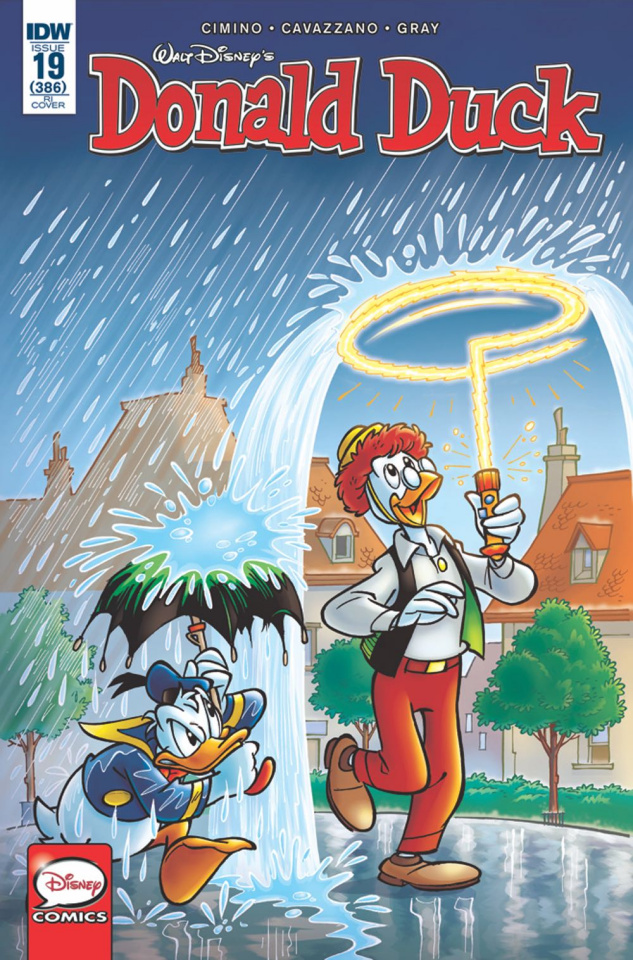 Donald Duck #19 (10 Copy Cover)