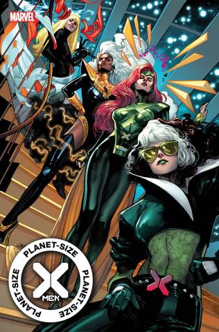 Planet-Sized X-Men #1 (Larraz Cover)