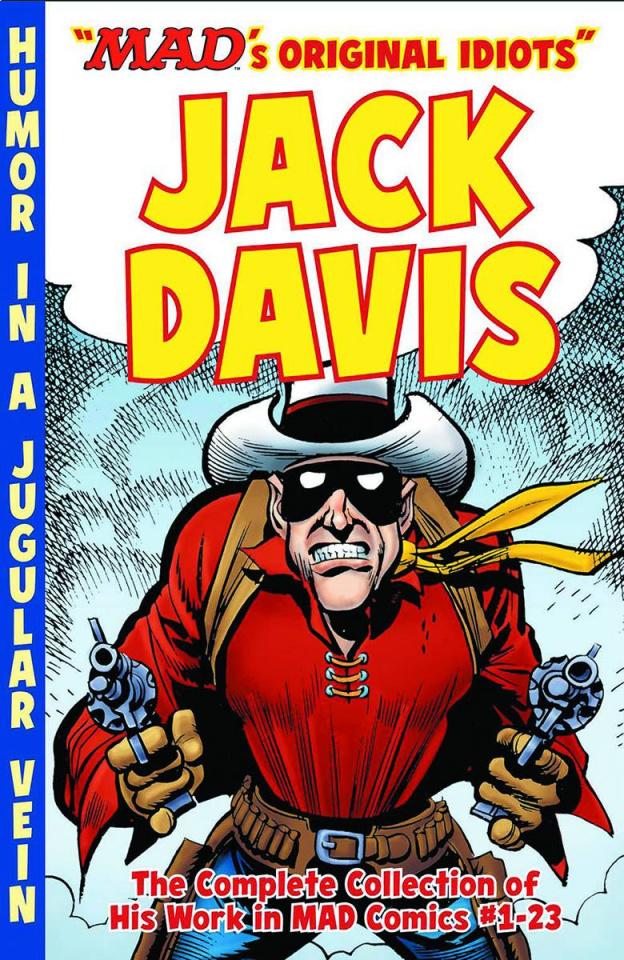 MAD's Original Idiots: Jack Davis