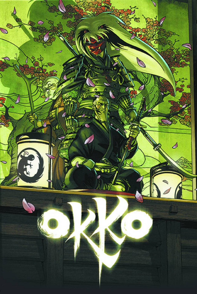 Okko Vol. 4: Cycle of Fire