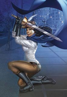 Grimm Fairy Tales #14 (Santacruz Cover)