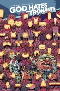 God Hates Astronauts #10 (Browne Cover)