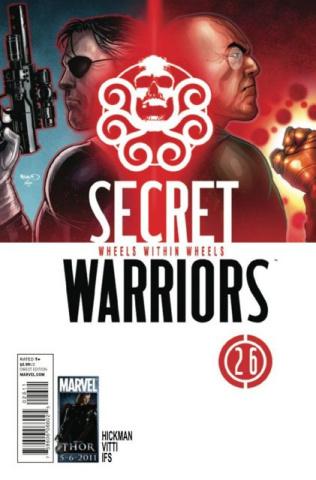 Secret Warriors #26