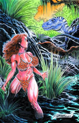 Cavewoman: Primal