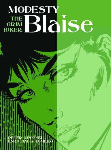 Modesty Blaise Vol. 25: The Grim Joker