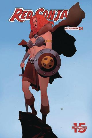 Red Sonja #12 (Pham Cover)