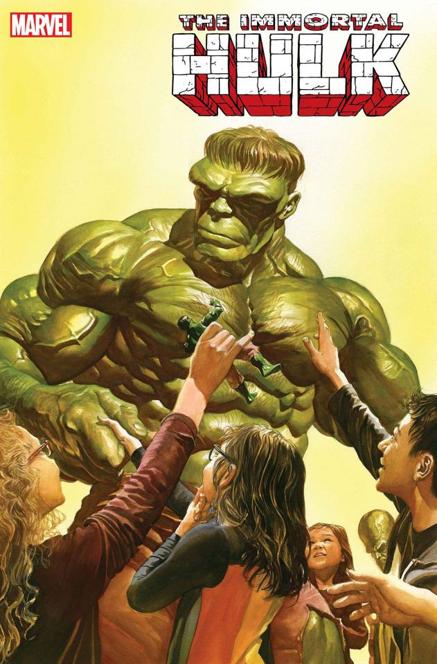 The Immortal Hulk #35