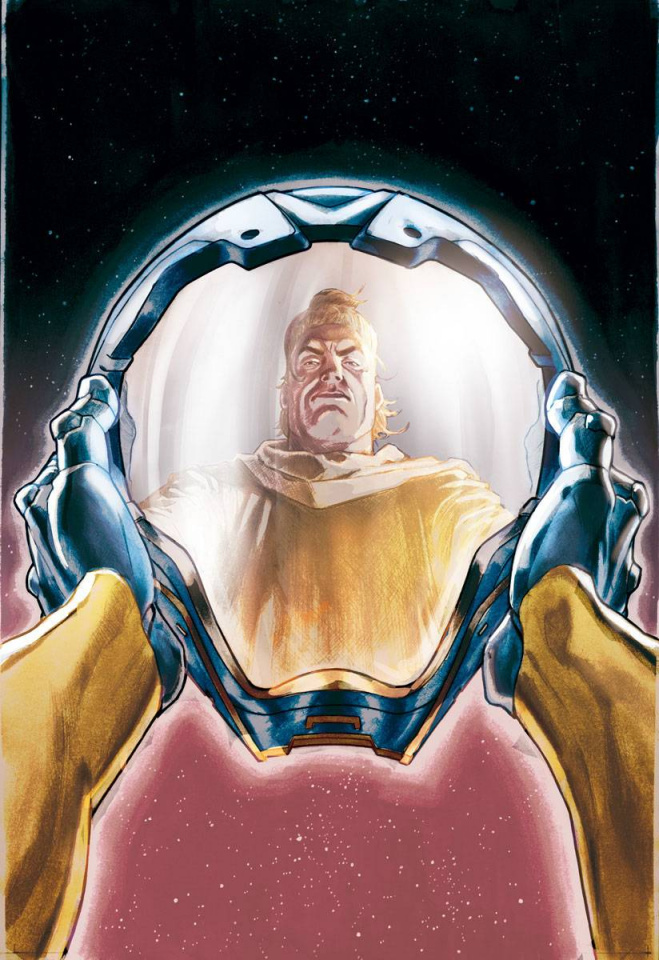 X-O Manowar #42 (20 Copy Barrionuevo Cover)
