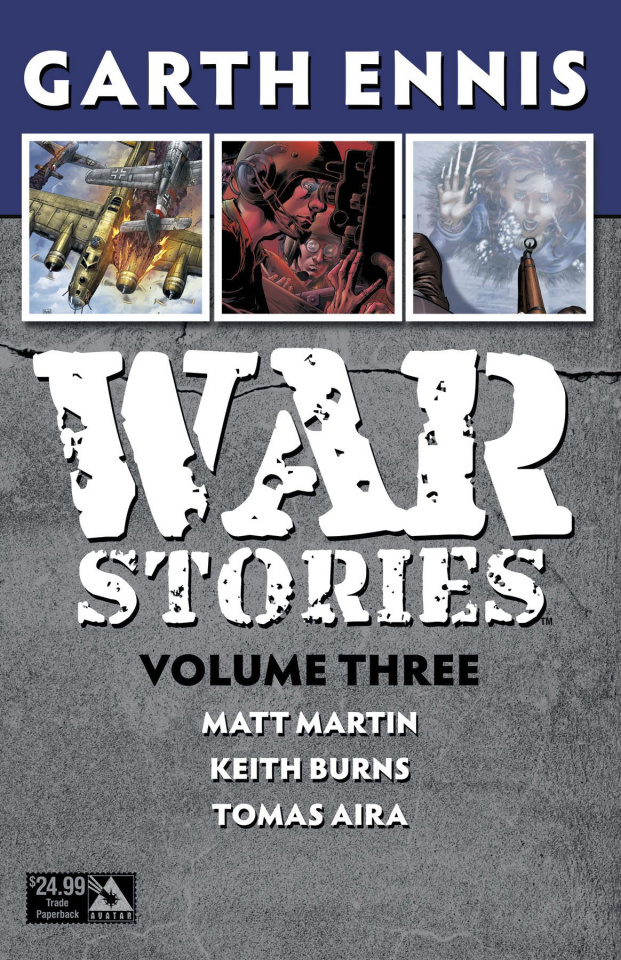 War Stories Vol. 3