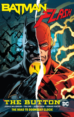 Batman / The Flash: The Button