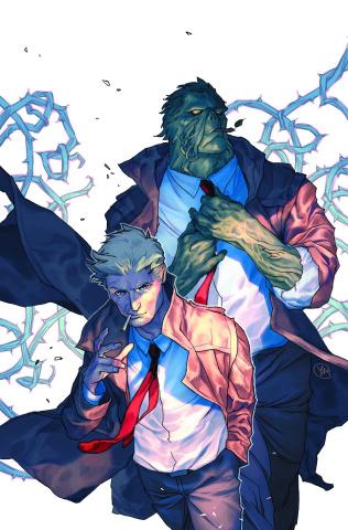 Hellblazer #4 (Variant Cover)