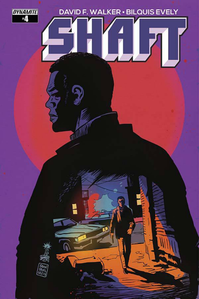 Shaft #4 (Francavilla Cover)