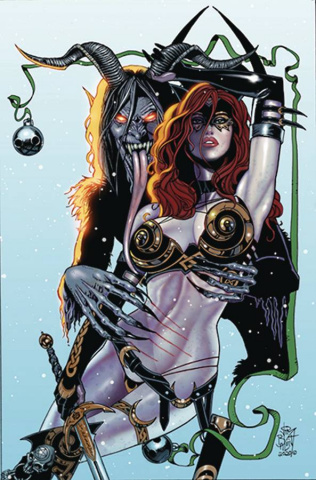 Tarot: Witch of the Black Rose - Krampus Khronicles