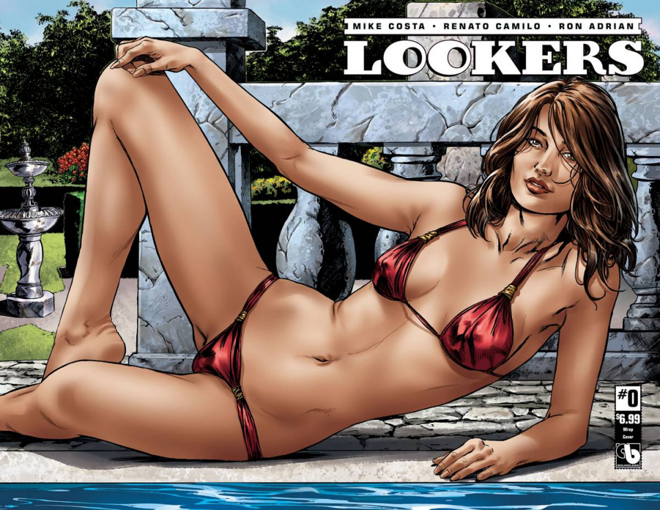 Lookers #0 (Wrap Cover)