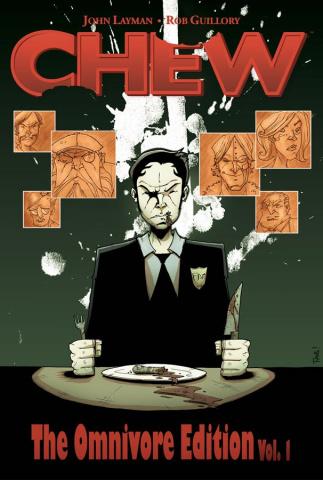 Chew Vol. 1 (The Omnivore Edition)