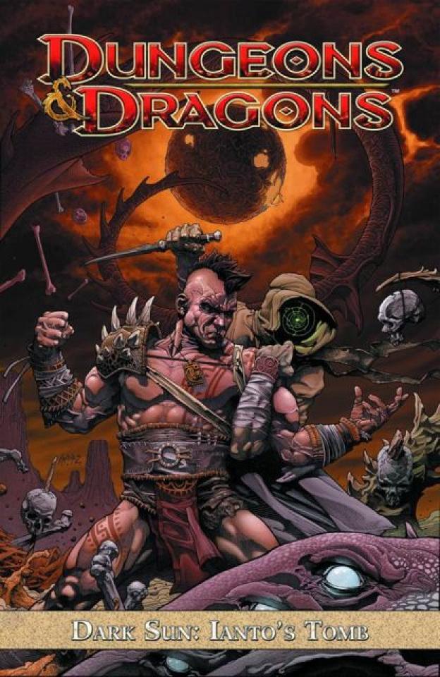Dungeons & Dragons: Dark Sun Vol. 1: Lanto's Tale