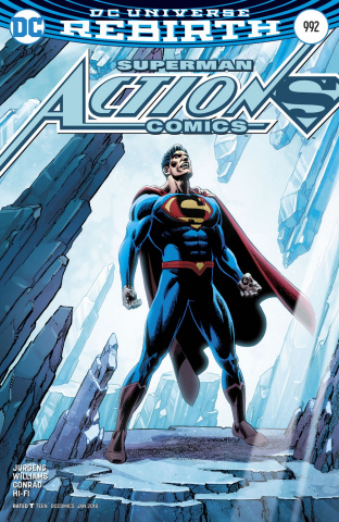 Action Comics #992 (Variant Cover)