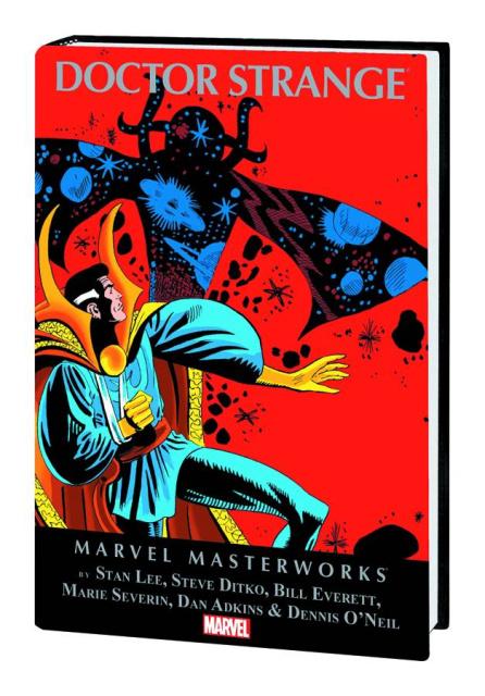 Doctor Strange Vol. 2 (Marvel Masterworks)