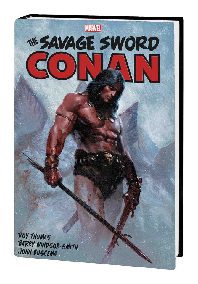The Savage Sword of Conan: The Original Marvel Years Vol. 1 (Omnibus)