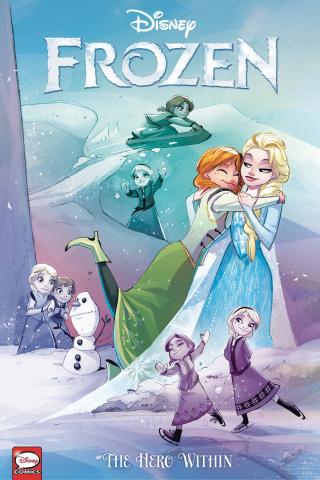 Frozen: The Hero Within
