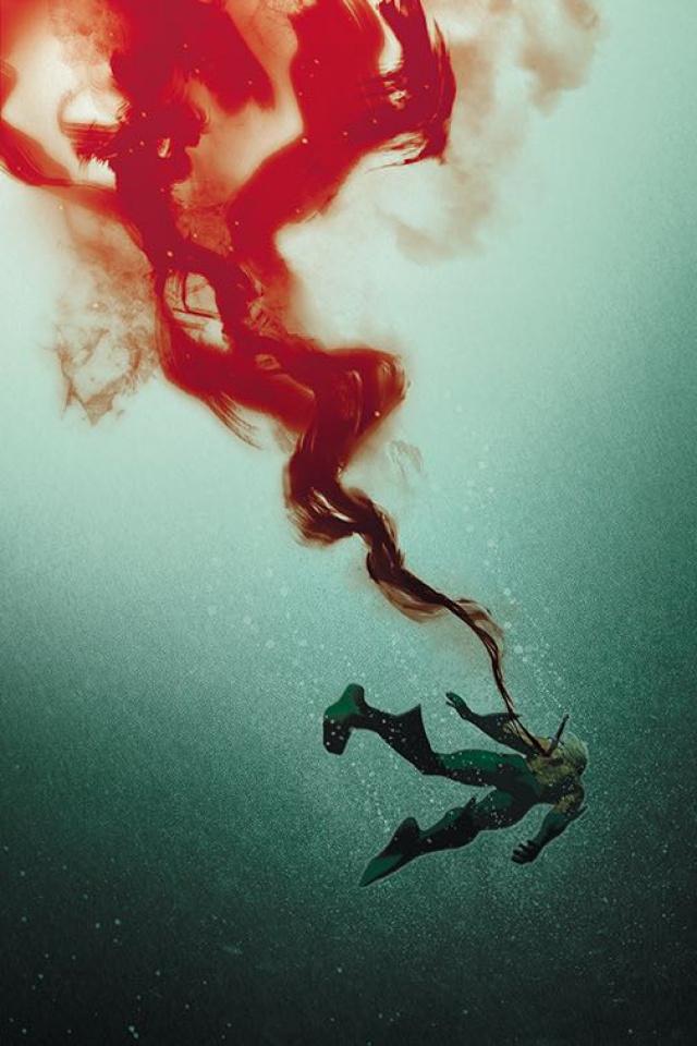 Aquaman #24 (Variant Cover)