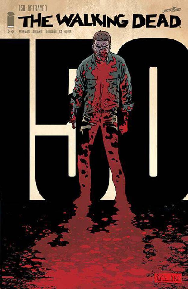 The Walking Dead #150 (Adlard & Stewart Cover)