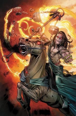 Grimm Fairy Tales: Apocalypse #5 (Bonet Cover)