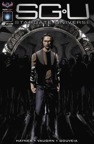 Stargate Universe: Back to Destiny #2 (Larocque Cover)
