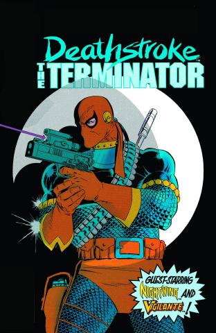 Deathstroke: The Terminator Vol. 2: Sympathy