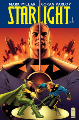 Starlight #1 (Cassaday Cover)