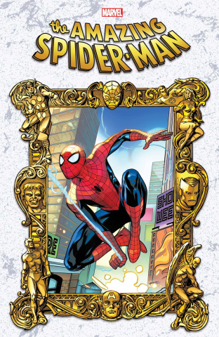 The Amazing Spider-Man #59 (Lupacchino Masterworks Cover)