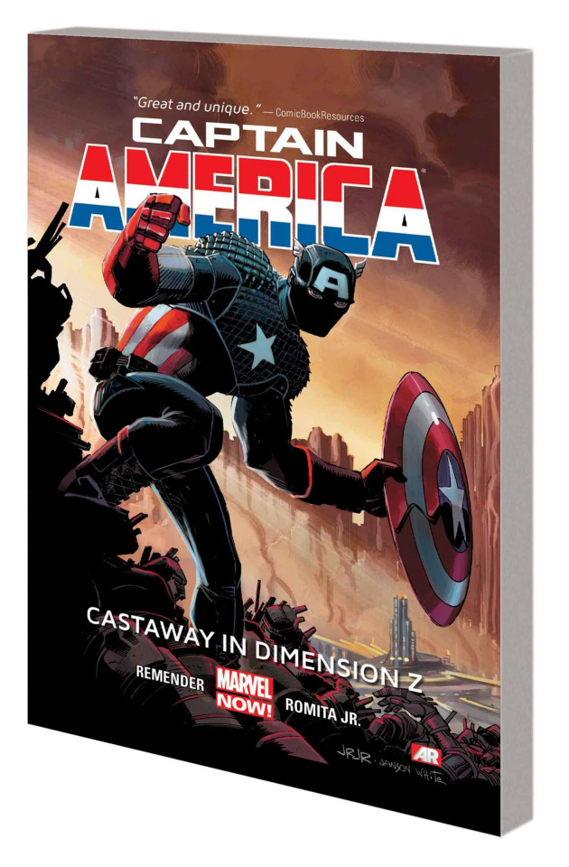 Captain America Vol. 1: Castaway in Dimension Z, Book 1