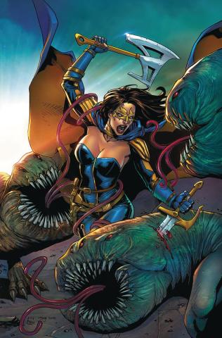 Belle: Beast Hunter #2 (Spay Cover)
