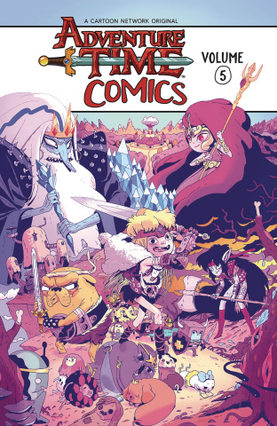 Adventure Time Comics Vol. 5
