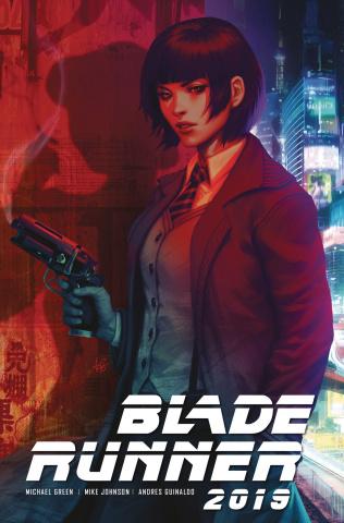 Blade Runner 2019 #1 (Artgerm Cover)