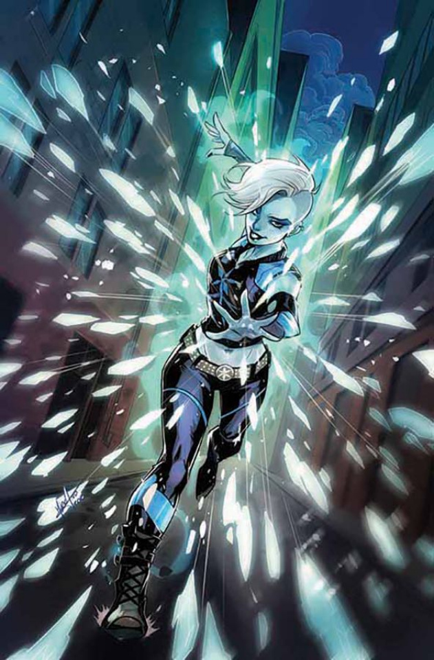 Justice League of America: Killer Frost #1 (Variant Cover)
