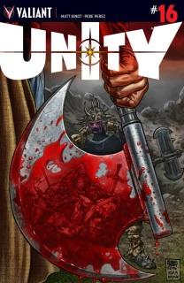 Unity #16 (Fabry Cover)