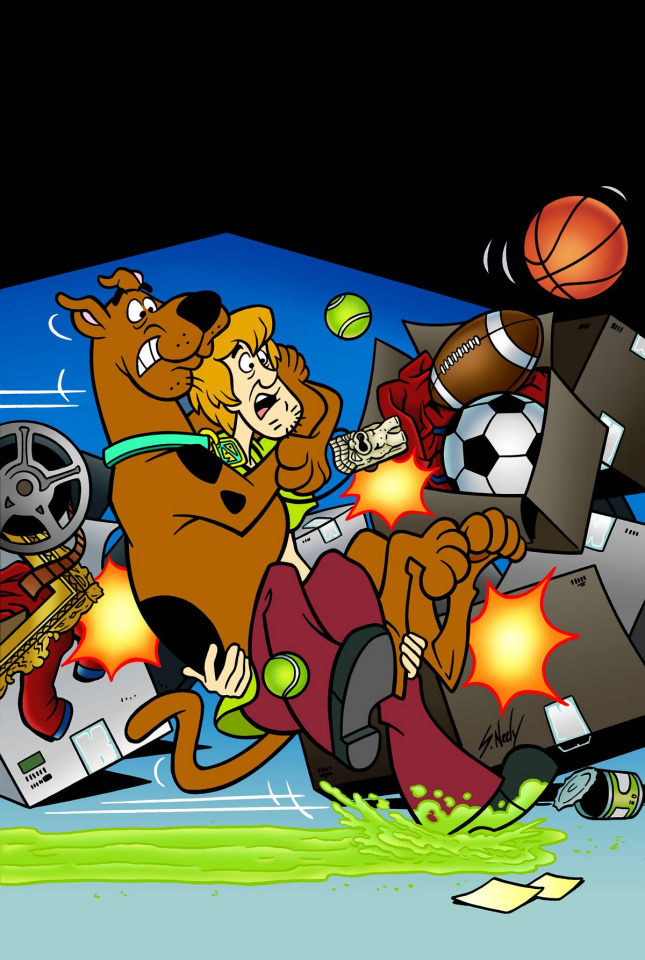 Scooby-Doo! Where Are You? #48