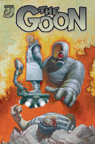 The Goon #13 (Powell Cover)