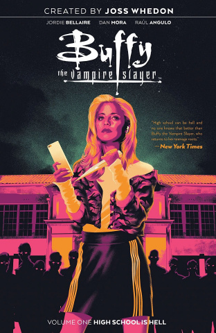 Buffy the Vampire Slayer: High School Is Hell (Deluxe Edition)