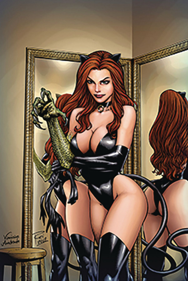Grimm Fairy Tales Presents 2018 Cosplay Special #1 (Rei Cover)