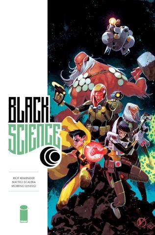 Black Science #32 (Scalera & Dinisio Cover)