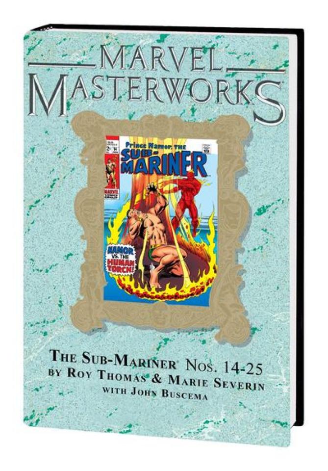 Marvel Masterworks: Sub-Mariner Vol. 4 (Variant)