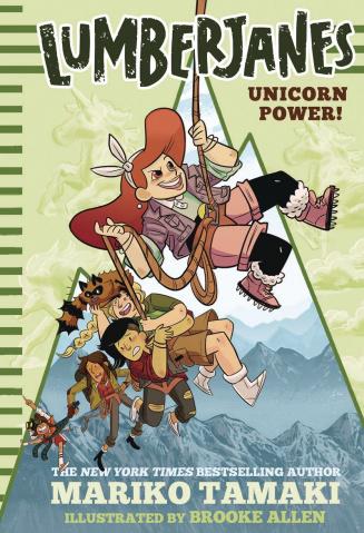 Lumberjanes Vol. 1: Unicorn Power!