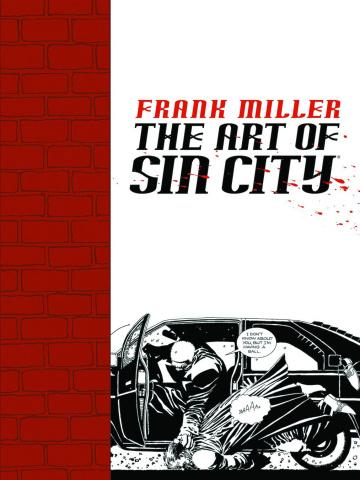 Frank Miller: The Art of Sin City