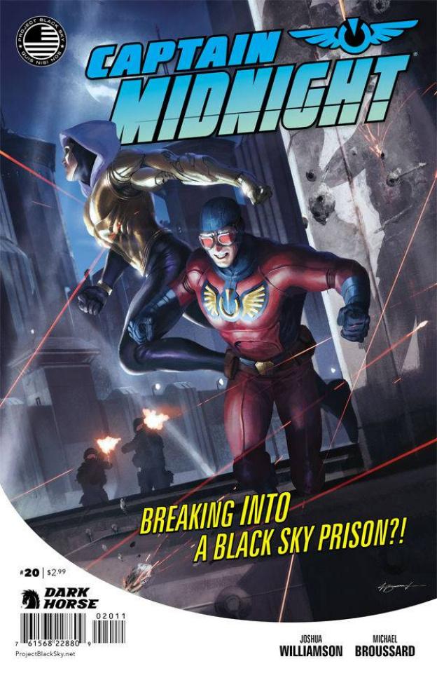 Captain Midnight #20