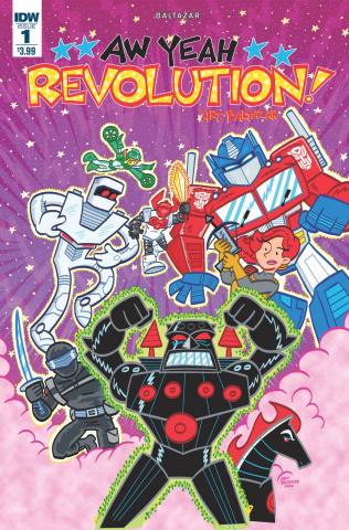 Revolution: Aw Yeah! #1